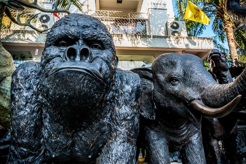 Silom-Bangkok