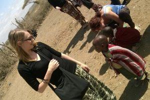 Nora Sinokki Human rights internship in Tanzania