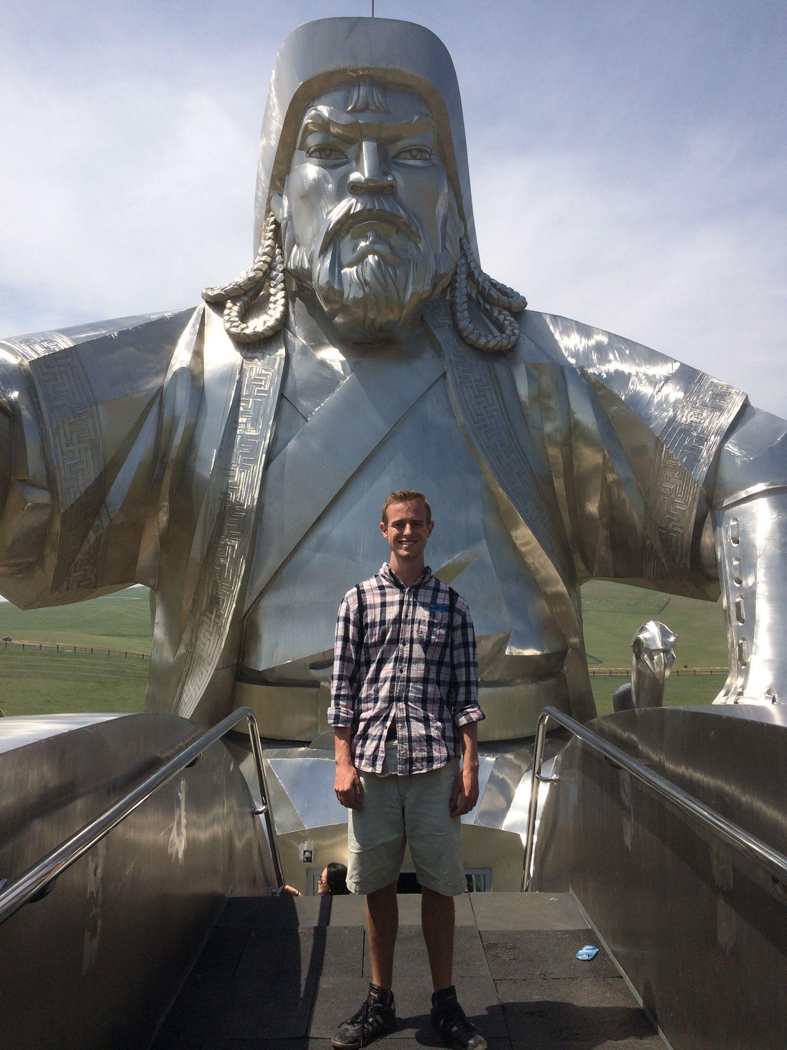 nolan beilstein in Mongolia