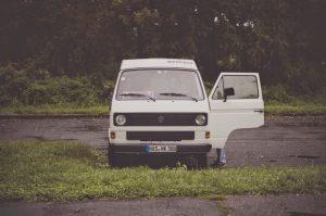 Road Trip Van