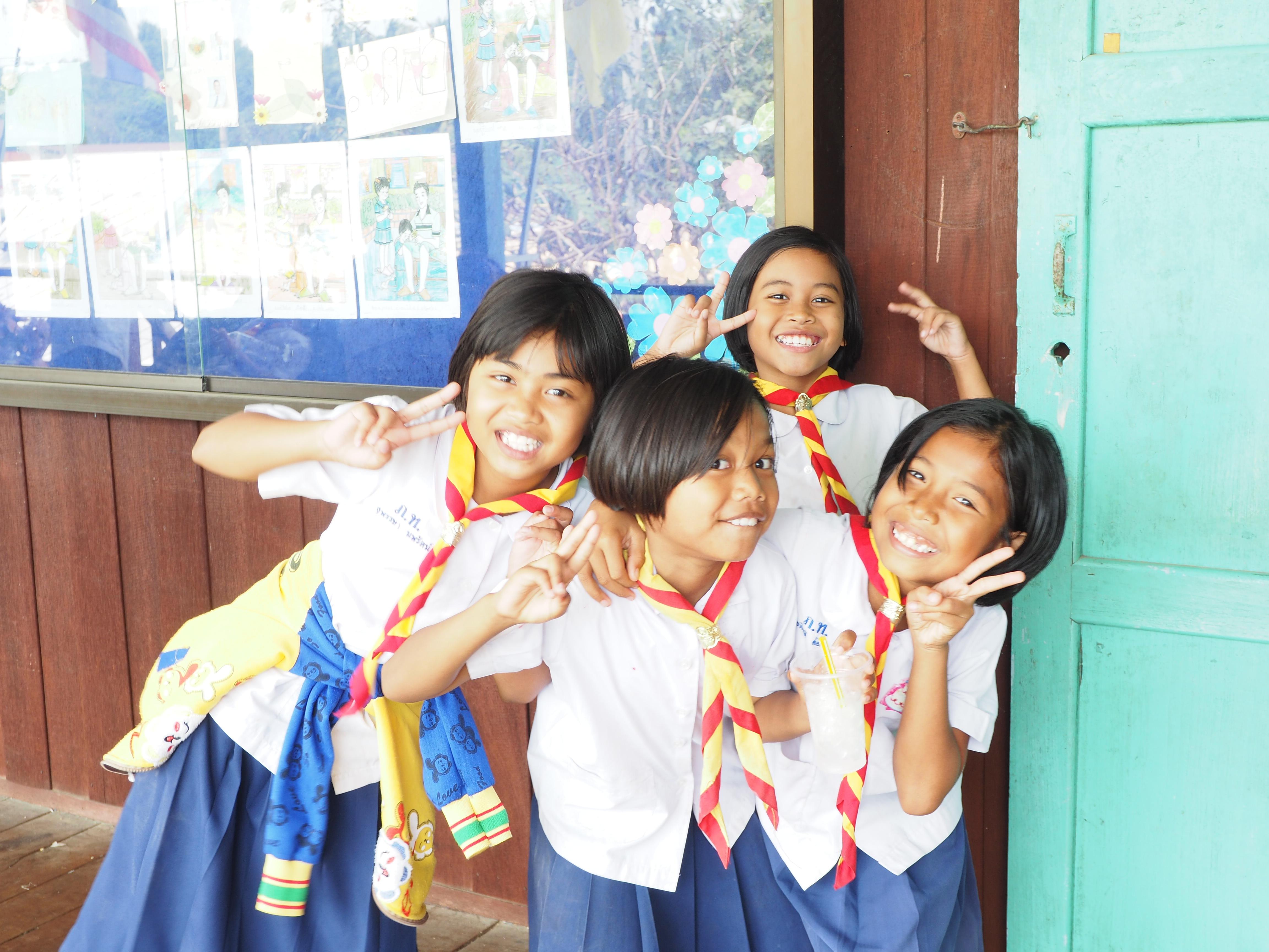 teach abroad Thailand
