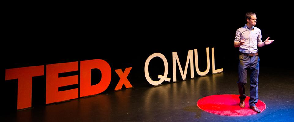 James Borrell TED X