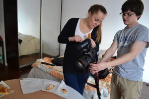 film internship abroad