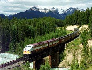 Trans-siberia train
