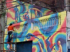 Art Design volunteer Brazil