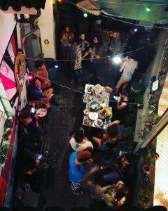 Brazil project Bar area