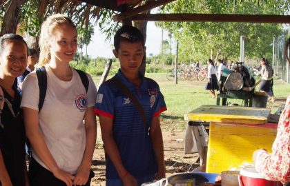 NGO Management in Cambodia
