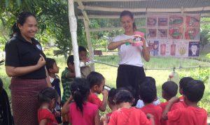 Cambodia NGO Management-