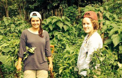 Ecuador Agroforestry Internship