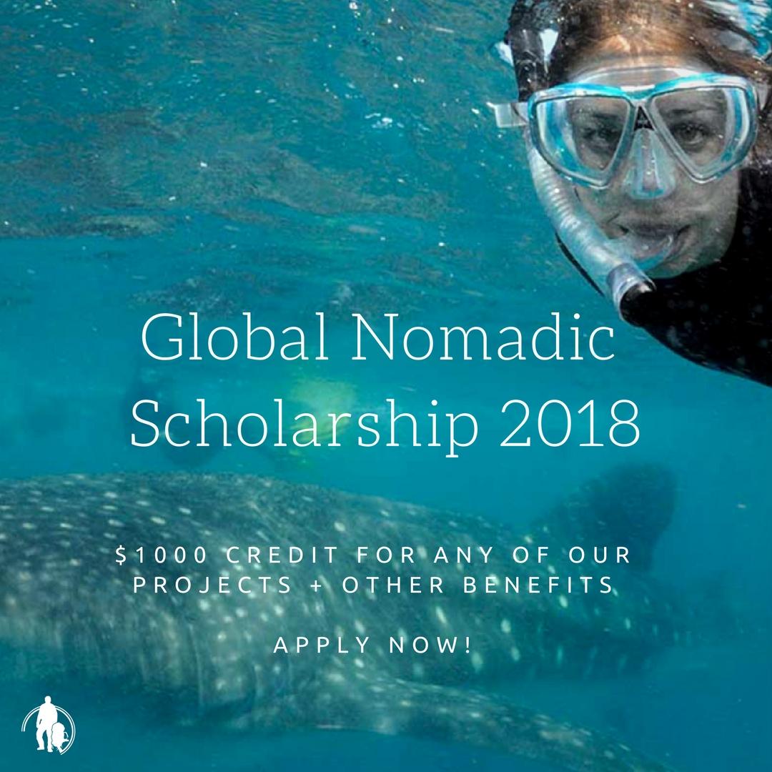 Global Nomads Scholarship