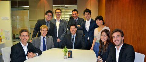 law internship in Thailand