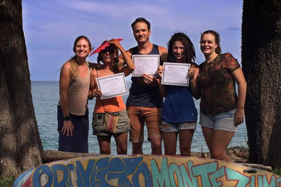 Rachael Middleton on the TEFL programme in Costa Rica