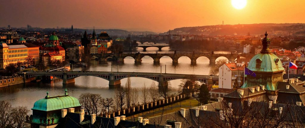 teach English in Prague