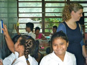 Hannah More Paid teaching placement in Costa Rica