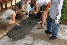 volunteer in Laos