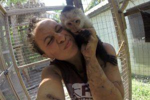Michelle Scanlon – Primate Rehabilitation in Belize
