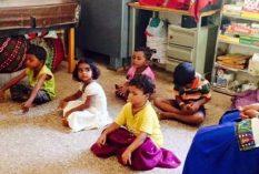 volunteer teach in India