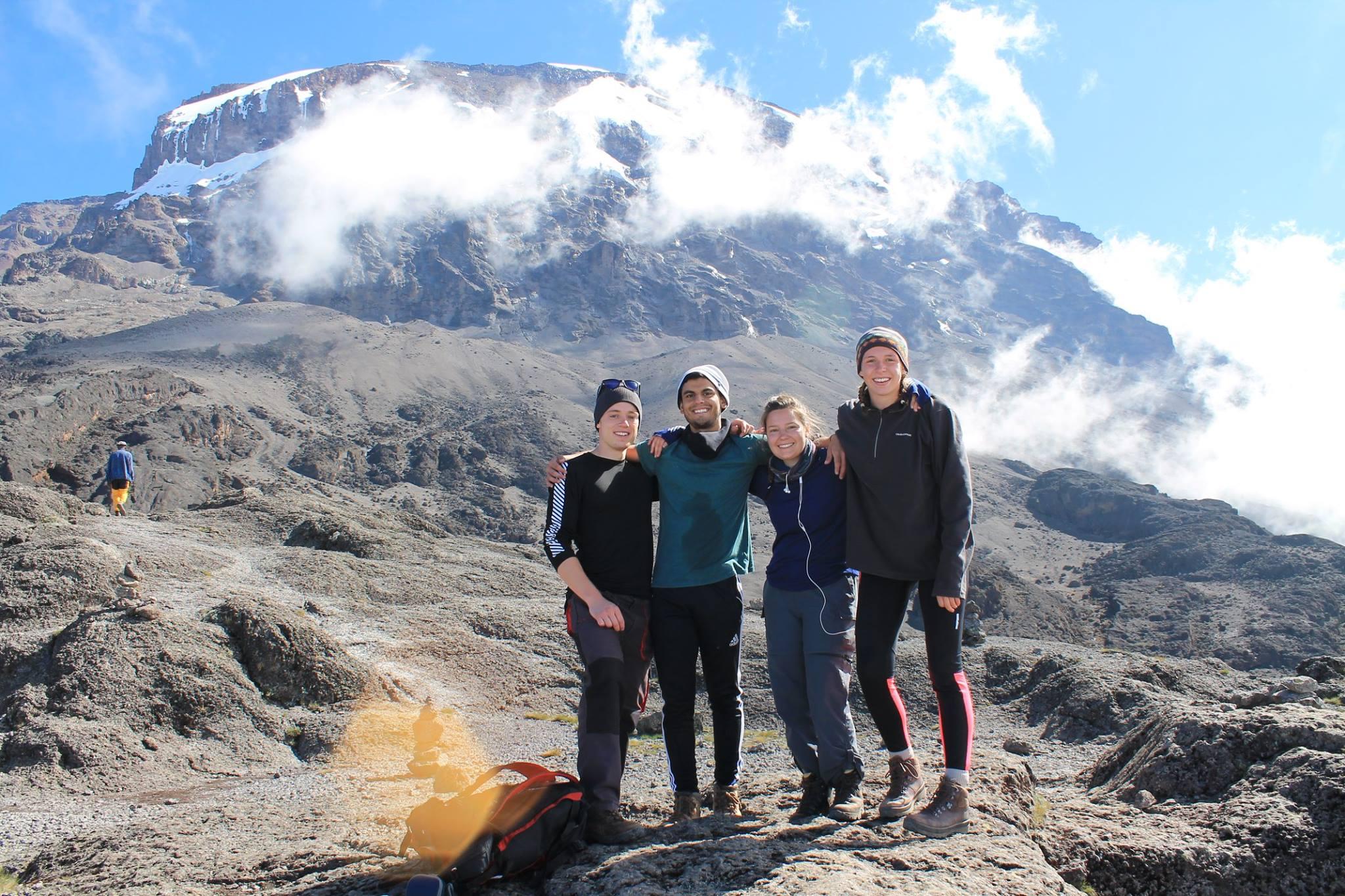 Freddie_Neal_Kilimanjaro_trek