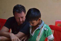 voluntary teaching india