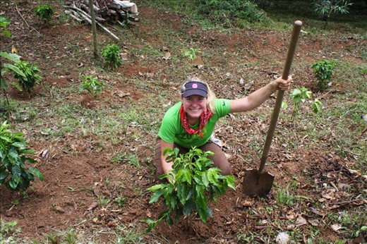 Kendal Ashworth - Sustainable Agriculture project in Costa Rica