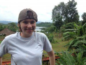 McKenna Damato - Asian Elephant Veterinary Course in Laos