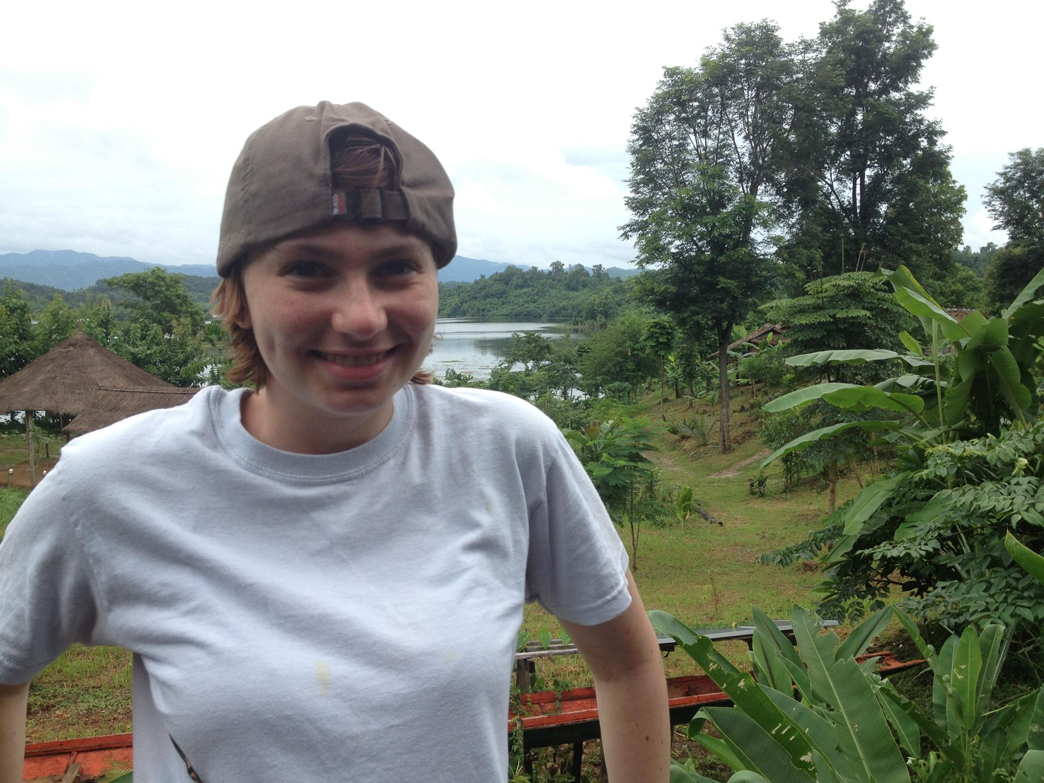 McKenna Damato - Asian Elephant Veterinary Course in Laos
