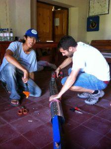 Ngoc Luu - Renewable Energy Development internship in Nicaragua