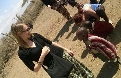 Nora Sinokki - Human Rights and Legal Aid in Tanzania