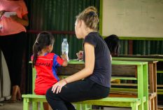 voluntary teaching Cambodia