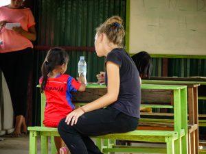 voluntary teaching Cambodia