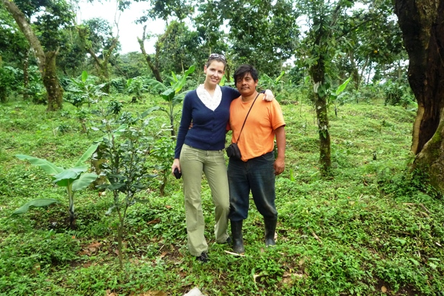 Kiera Mitchell - Agroforestry and Environmental Development Internship in Ecuador