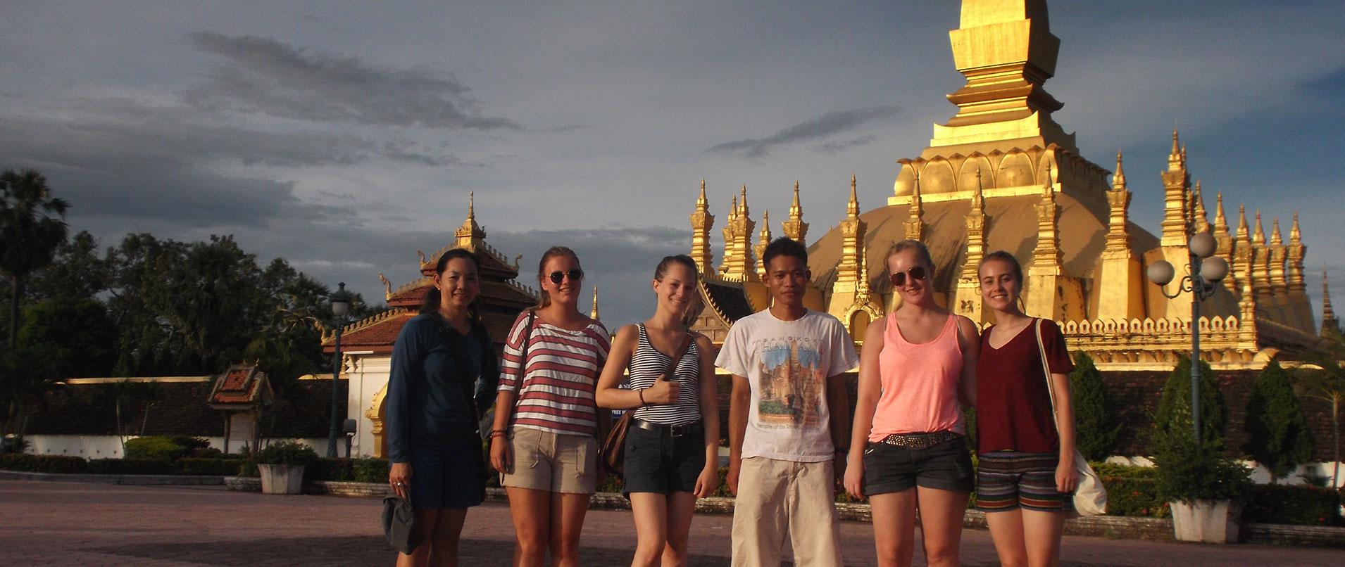 Laos: Language & Cultural Exchange | Global Nomadic