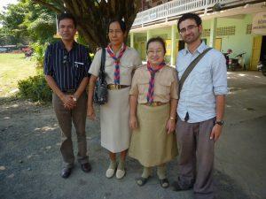 Thai Paid Teaching