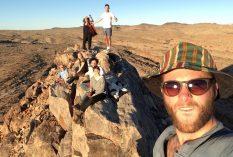 Re-wilding Namibia