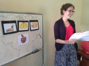 Elien De Coninck Volunteering in Bali
