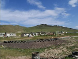 Mongolia Restoration and Renovation