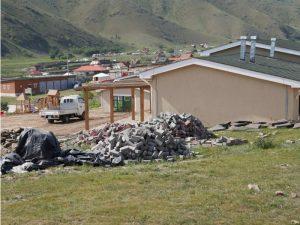 Mongolia Restoration and Renovation