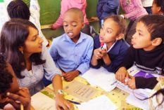 Teaching and Youth Development in Cape Town