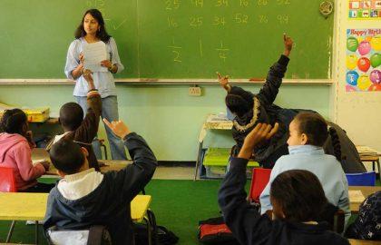 teaching in swaziland