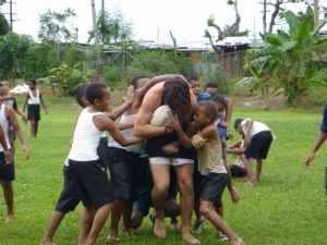 Fiji Sports development