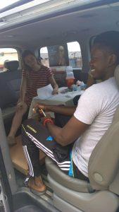 Kate Carmody on the lublic health internship in Ghana