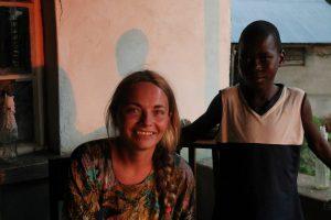 Mandy in Malawi