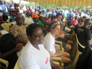 Community Health Volunteer in Kenya