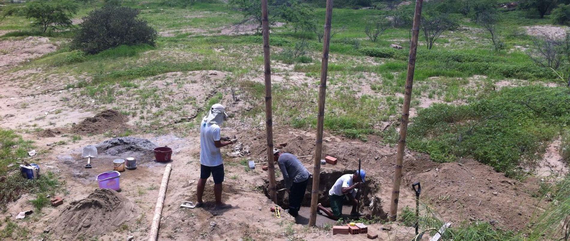 Sanitation Internship in Peru