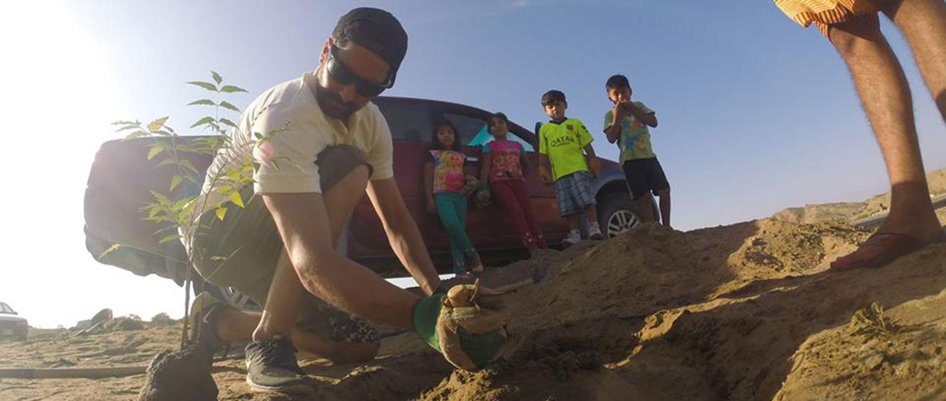 Peru Environmental Conservation Project Global Nomadic