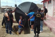 Sanitation Internship in Peru