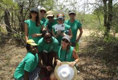 Wildlife Rehabilitation and Education in South Africa