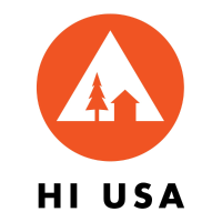 Hostelling international USA logo