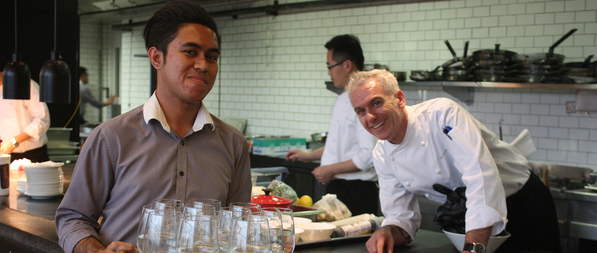 Hospitality Internship in China