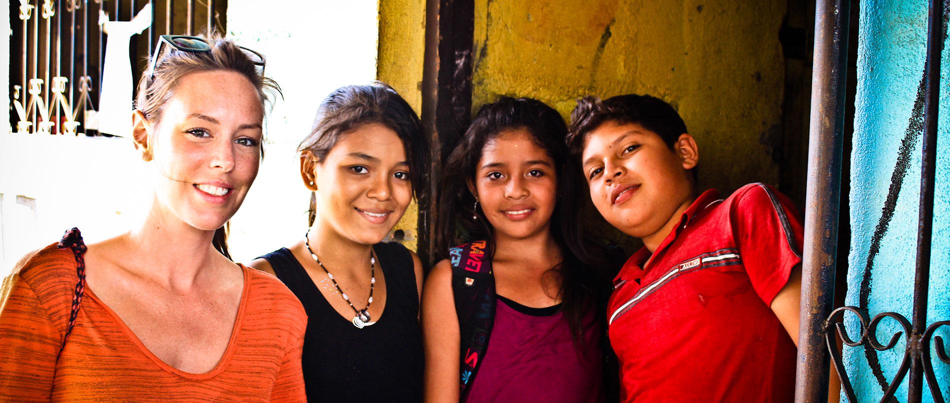 Nicaragua-paid-teaching